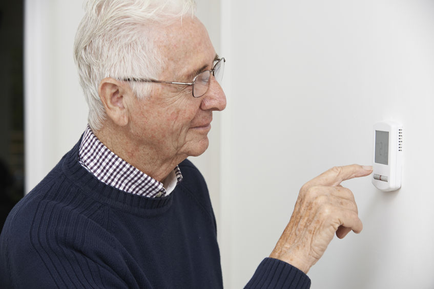 Safe-T Home Care offers tips and tricks for caring for loved ones with failing eyesight.