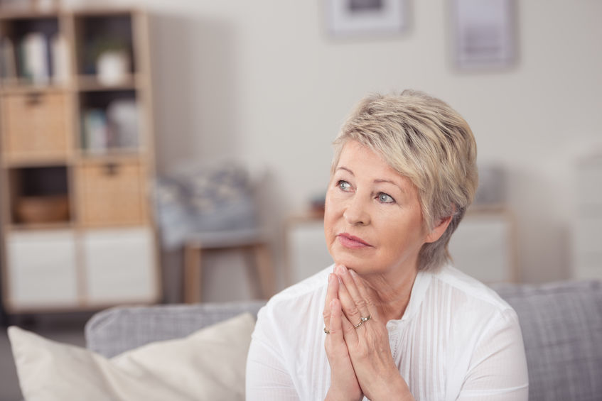 Safe-T Home Care outlines five signs of depression in your aging loved one.
