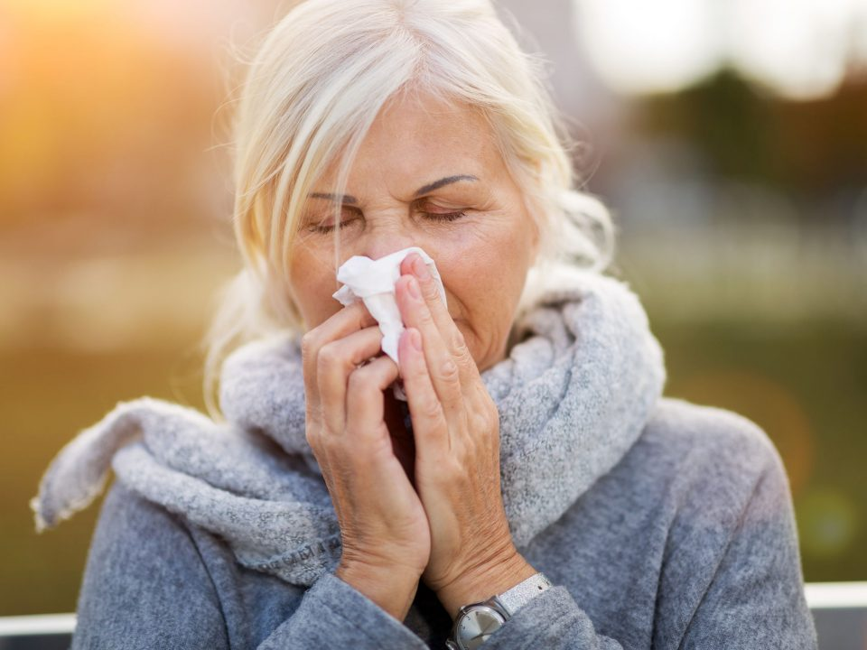 Safe-T Home Care recommends tips to protect an older loved on from the flu.