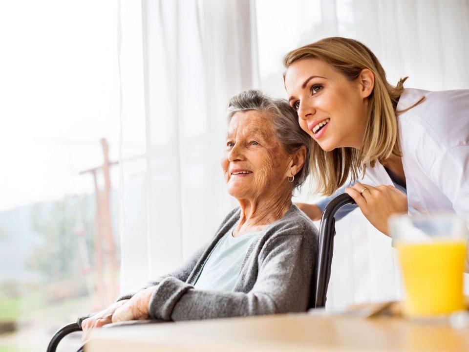 caregiver job posting